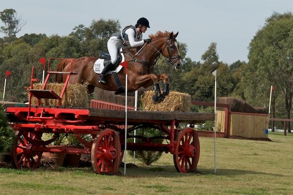 Emma Scott & Mustang