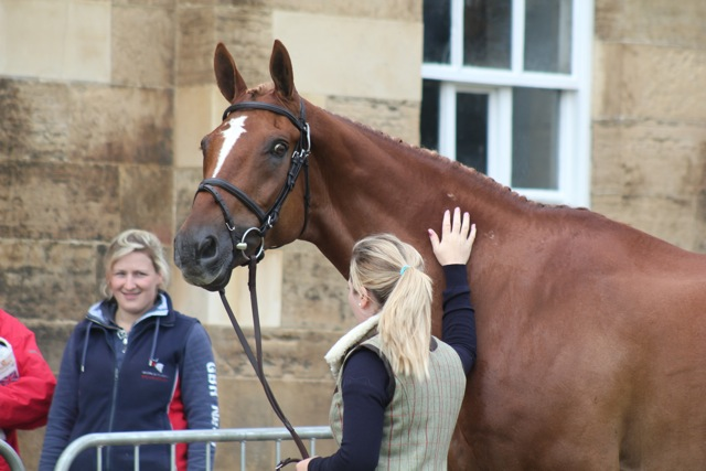 Laura Collett and Noble Bestman, photo by Samantha Clark