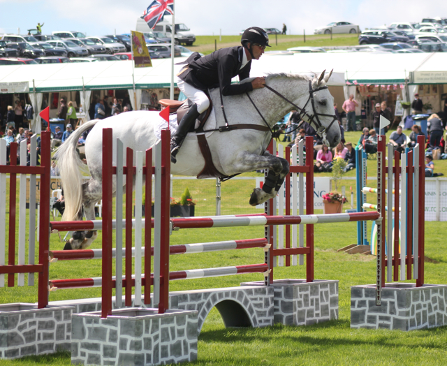 Andrew Nicholson and Avebury at Barbury in 2012. Photo by Samantha Clark.