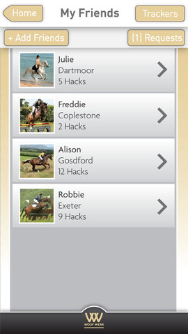 Nerd Alert: Track My Hack App | Eventing Nation - Three-Day Eventing