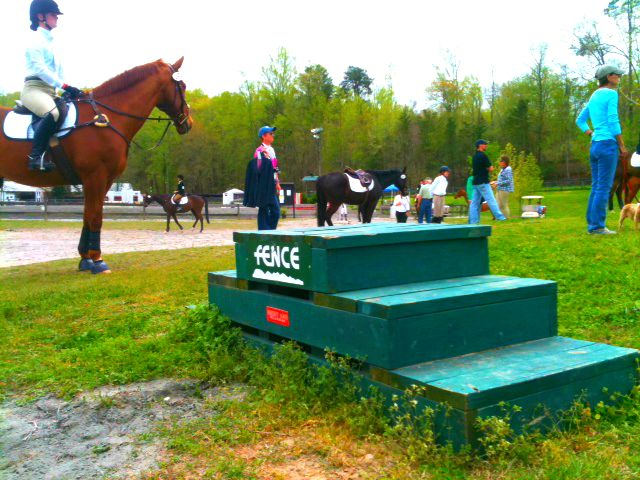 Fence Horse Trials Wrap Up Eventing Nation Three Day