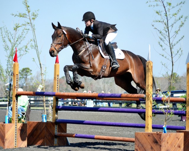 Alex Green and Fernhill Cubalawn at The Fork in 2013. Photo by Jenni Autry.