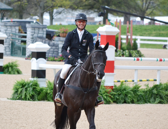Can last year's Rolex winners do it again? Photo by Jenni Autry.