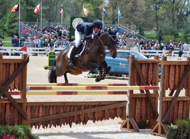 Meghan O'Donoghue and Pirate. Photo by Jenni Autry.