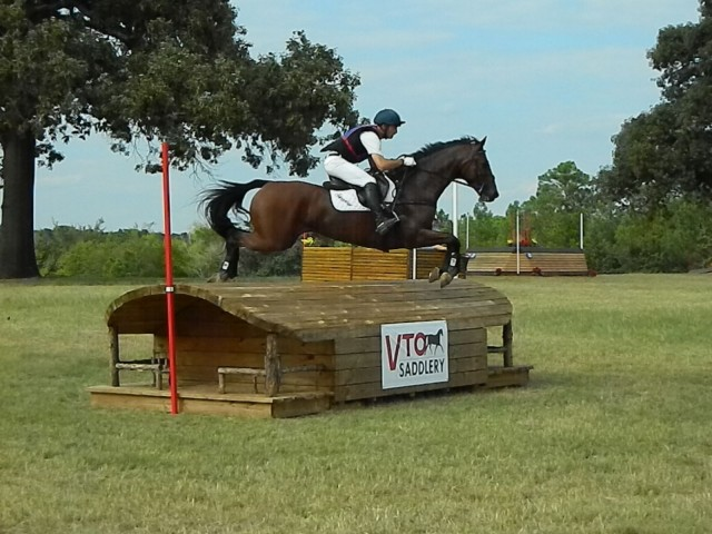 Taking names at the 2013 American Eventing Championships. Photo by Sally Spickard.