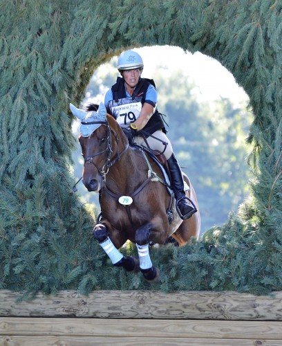 Ellen Doughty and Sir Oberon at Richland. Photo by Jenni Autry.