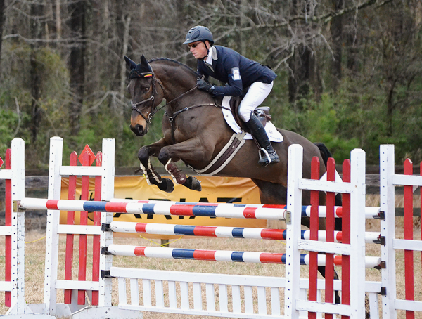 Doug Payne and Crown Talisman. Photo by Jenni Autry.