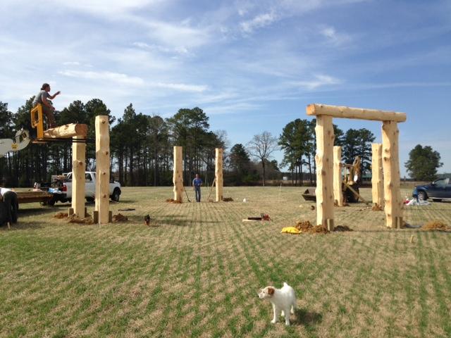 The Stonehenge Complex at Carolina Horse Park! Photo by ???