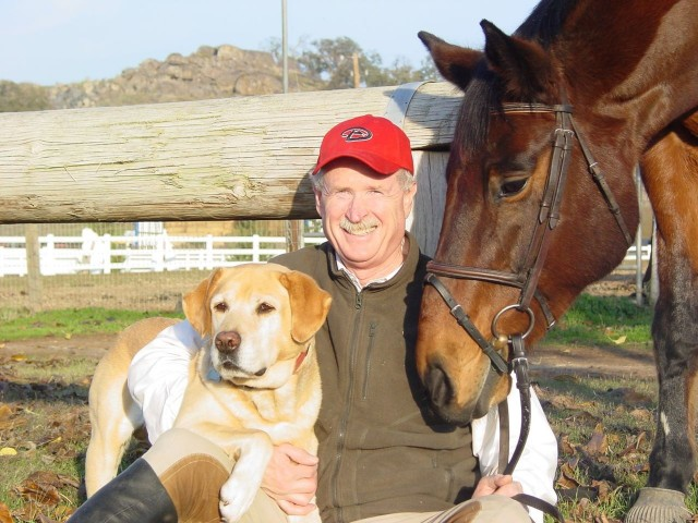 One year later, the new Fresno County Horse Park is flourishing thanks to John Marshall. Photo courtesy John Marshall.