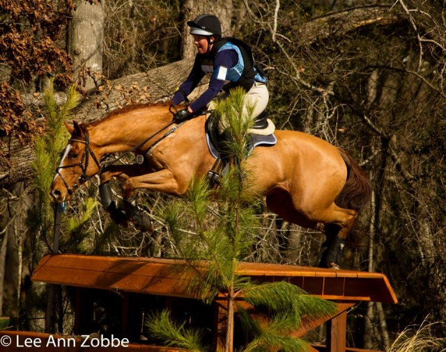 Bug and I at Pine Top this February.  Photo by Lee Ann Zobe.