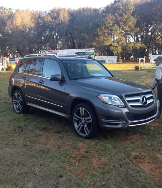 Silva's new car! Photo courtesy Katie Walker.