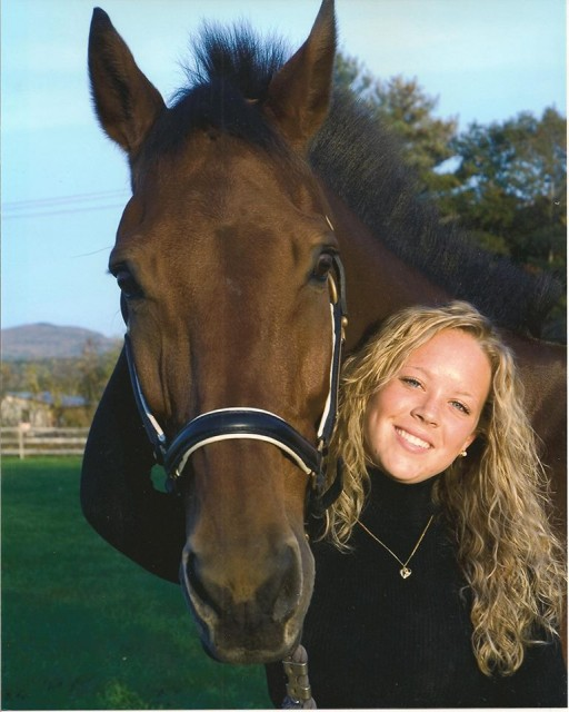 Anna and the gorgeous Vega Monster. Photo credit to Jodi Kelly Photography.