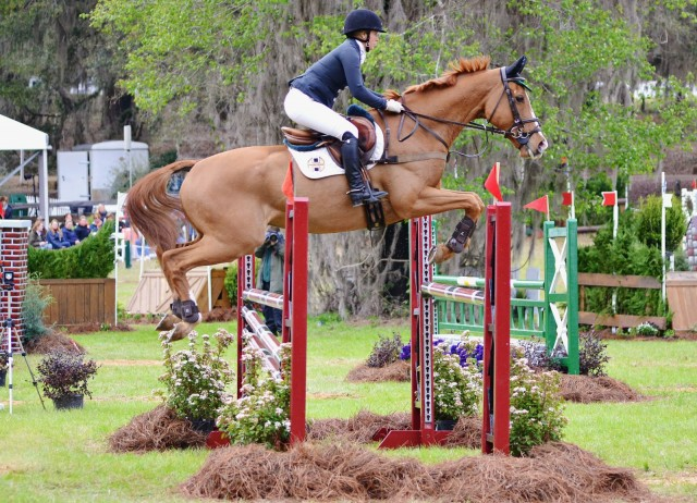 Katie Ruppel Frei and Houdini. Photo by Jenni Autry.