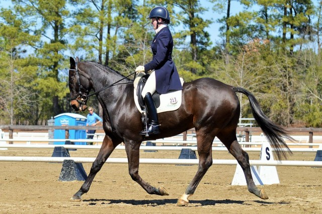 Kim Severson and Fernhill Fearless. Photo by Sally Spickard.