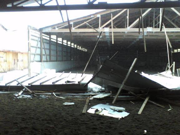 indoor collapse