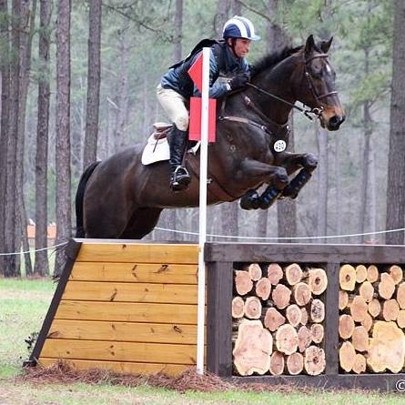 Andrew McConnon and Powderhound at Carolina International. Photo by Brant Gamma.