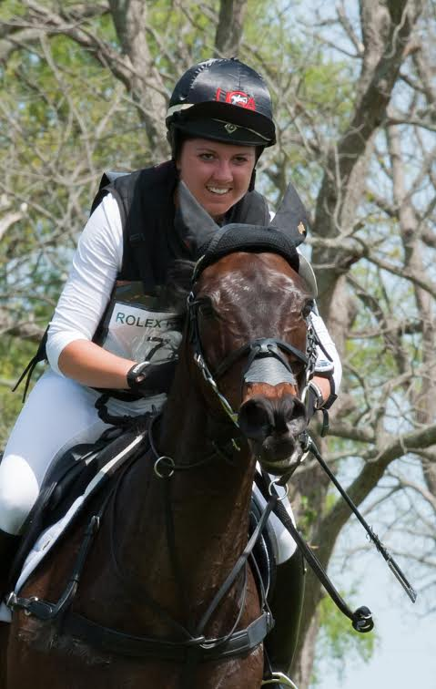Libby Head and Sir Rockstar. Photo by Megan Stapley.