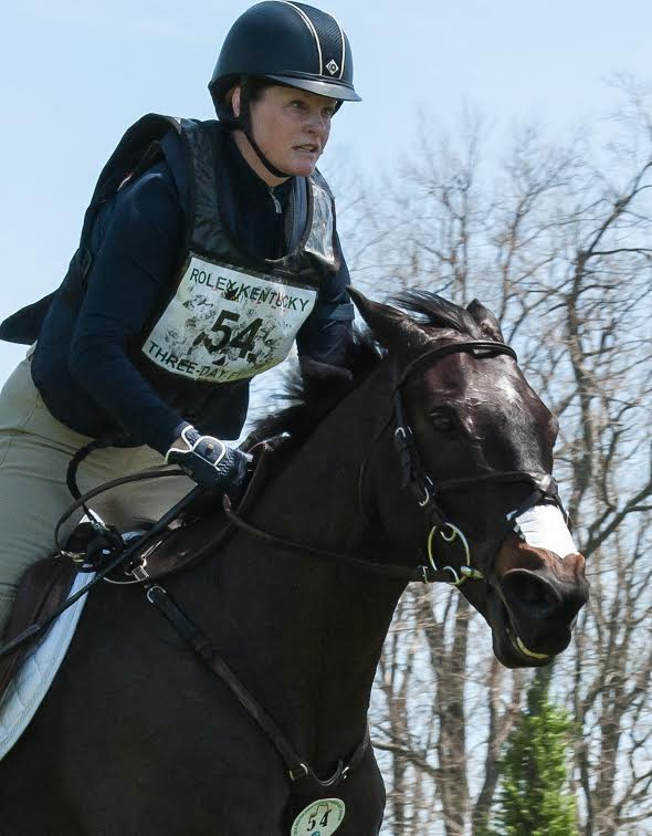 Kim Severson and Fernhill Fearless. Photo by Megan Stapley.