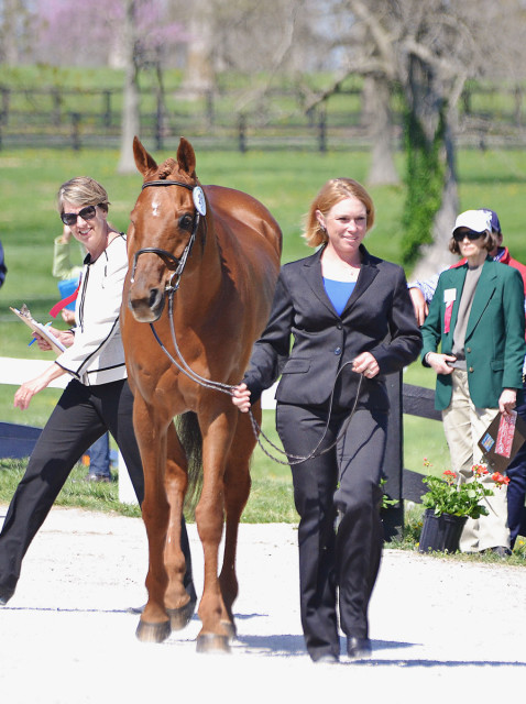 Colleen Rutledge and Shiraz. Photo by Jenni Autry.
