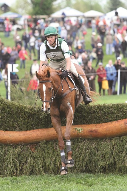 Daniel Clasing and Houston, Photo Courtesy of Tipperary Equestrian