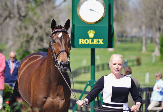 Hawley Bennett-Awad and Gin & Juice at Rolex. Photo by Jenni Autry.