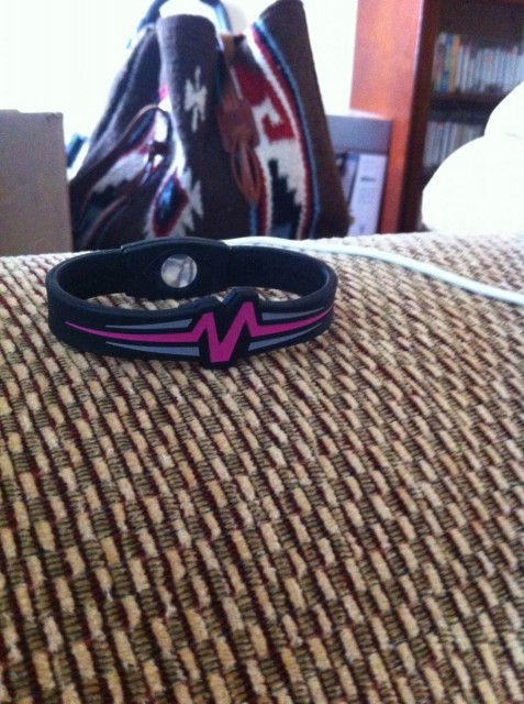 One of my Mojo wristbands