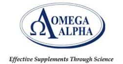 omega alpha logo