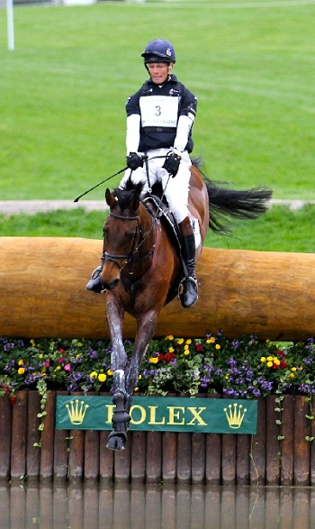 William Fox-Pitt and Seacookie TSF. Photo by Kasey Mueller.