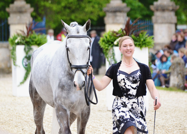 Tiana Coudray and Ringwood Magister. Photo by Jenni Autry.