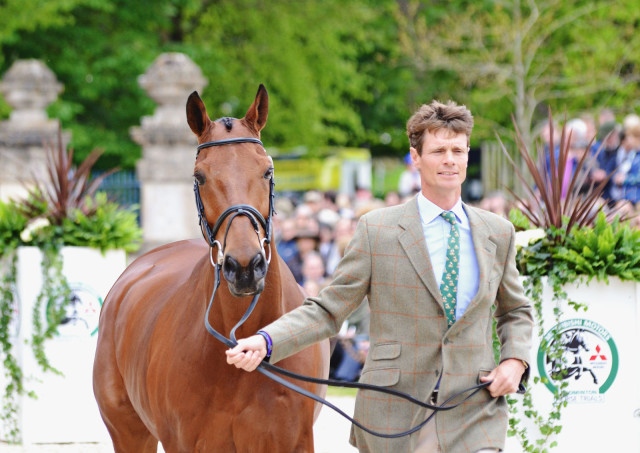William Fox-Pitt and Cool Mountain. Photo by Jenni Autry.