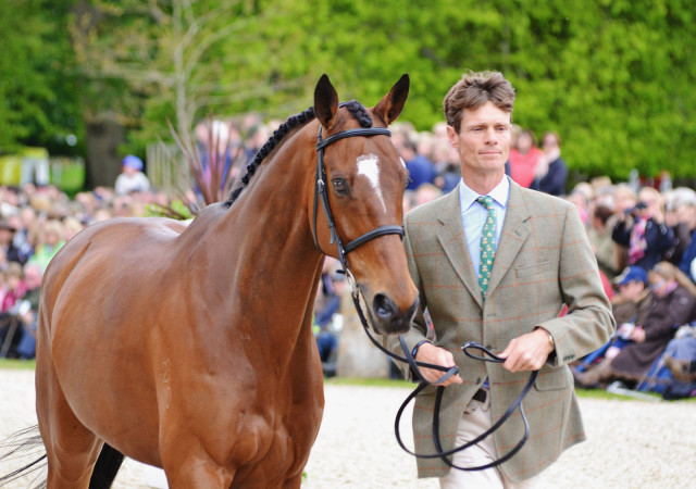 William Fox-Pitt and Parklane Hawk. Photo by Jenni Autry.