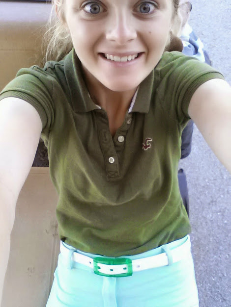 Rocking the Tiff-annie breeches