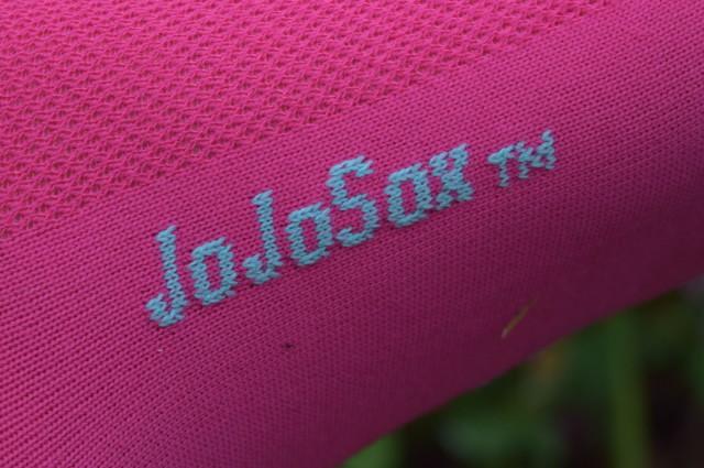 JoJo Sox Logo, from the bottom of the 6