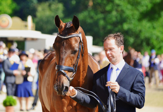 Kevin McNab and Clifton Pinot. Photo by Jenni Autry.