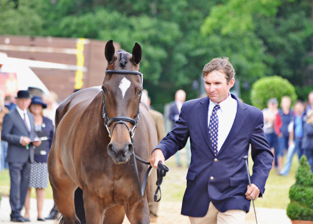 Phillip Dutton and Mighty Nice. Photo by Jenni Autry.