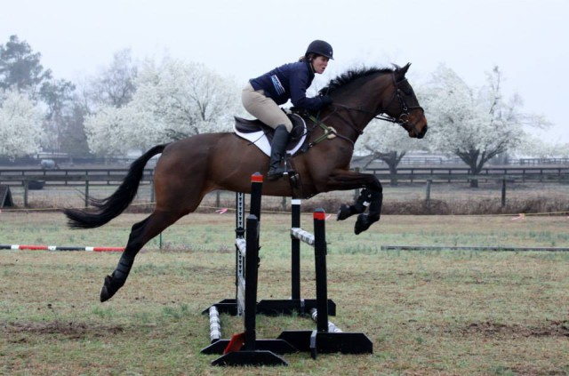 Megan Moore and Master Mind. Photo by Le Tilghman.