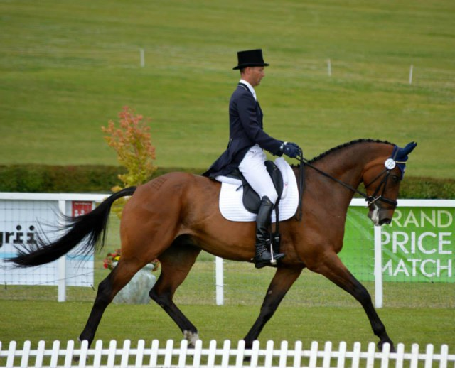 Clark Montgomery and Loughan Glen at Barbury. Photo by Samantha Clark for PRO.