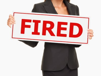 BE fired DP
