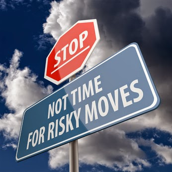 BE not time for risky moves DP