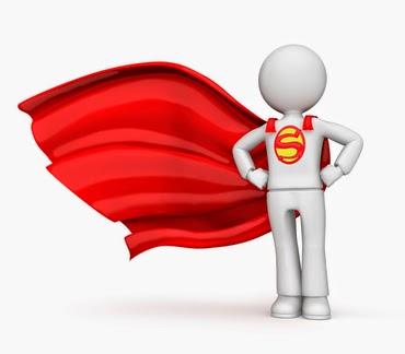 BE superman DP