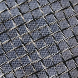 Close-up of the nylon mesh fabric with polyester rip stop technology - Photo from Professional's Choice Website