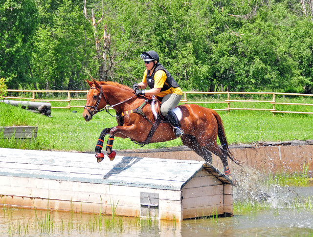 Chase Creek Clinic June 2013.