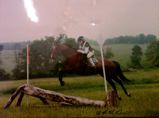 Early Days of Eventing with Duchess