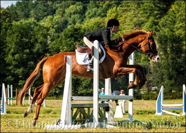 Susan Berrill and Jet Aer, taken by Flatlandsfoto