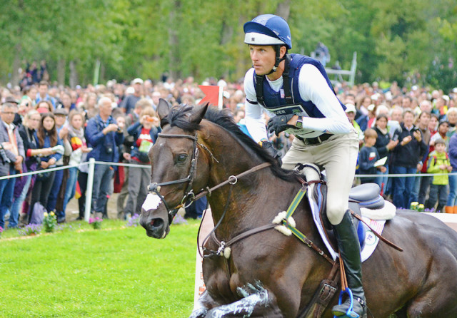Boyd Martin and Shamwari 4. Photo by Jenni Autry.
