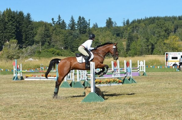 Chad and Lauren at Young Riders Horse Trials Benefit earlier this month. Photo by Action Taken Photography / Tim O'Neal.