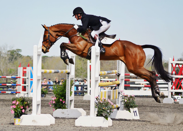 Kurt Martin and Anna Bella at The Fork CIC3*. Photo by Jenni Autry.