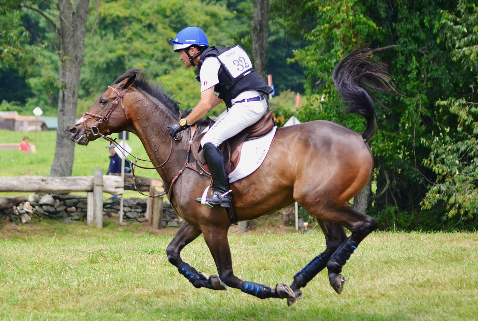 a study of eventing a horse event on three disciplines The science of eventing: what happens when a horse their current model considers the horse inertia as three but analysis of a british eventing fence study.