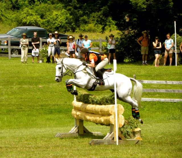 Daryl Kinney and Union Station placed 4th in OI at GMHA! (photo taken by Bekki Read)