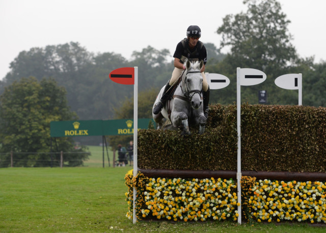 Andrew Nicholson and Avebury. Photo courtesy of ROLEX.